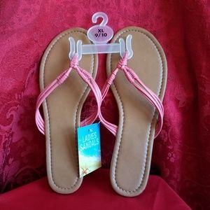 Shoes - NEW! Women's Braided Thong Sandal